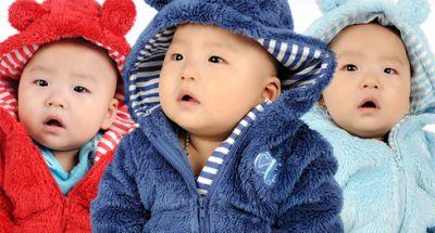 5 chú ý quan trọng khi mặc quần áo cho bé trong mùa đông