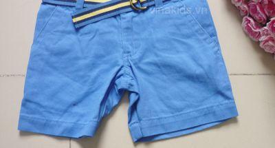 4 Điều nên tránh khi mặc quần sooc cho bé