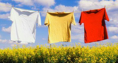 Cách khử mùi hôi quần áo hiệu quả nhất