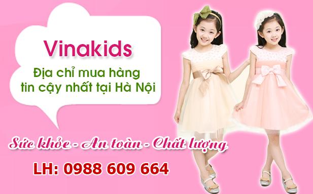 Địa chỉ bán buôn quần áo trẻ em uy tín