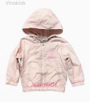 Áo khoác bé gái kenzo màu hồng