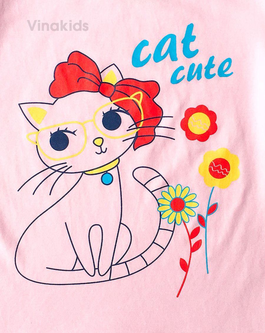 ao-thun-be-gai-ngan-tay-cat-cute-mau-hong-phan-4
