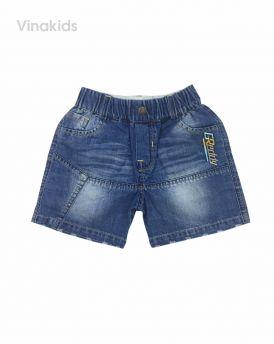 Quần sooc jeans bé trai Creddy (3-8 tuổi)
