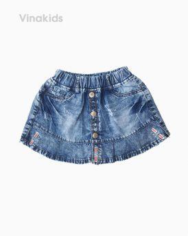 Quần váy jeans bé gái Gucci (7-10 tuổi)