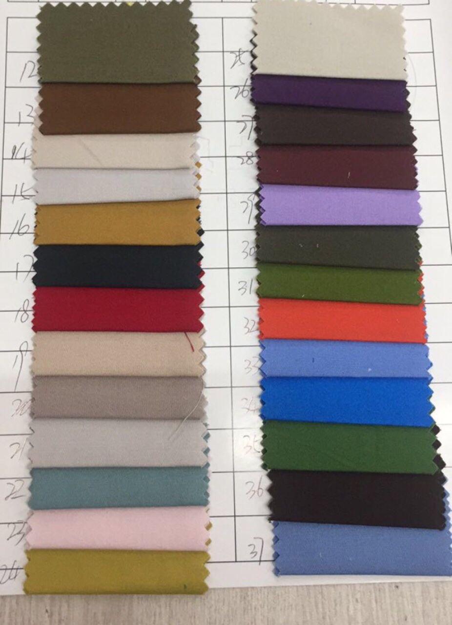 Vải kaki là loại vải gì? Đặc điểm và cách nhận biết vải kaki