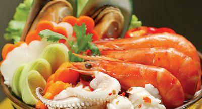 5 điều cần nắm vững Khi cho con ăn hải sản các mẹ phải nhớ