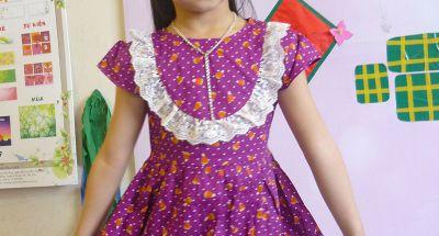 5 gợi ý khi lựa chọn trang phục cho bé gái tới trường