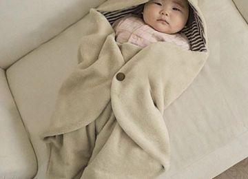 6 lưu ý khi mua quần áo mùa đông cho trẻ