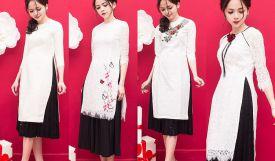 """Áo dài cách tân: """"Hơi thở mới"""" cho trang phục truyền thống"""