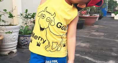 Bán buôn quần áo trẻ em - Tháng bán hàng không lợi nhuận tại Vinakids