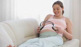 Ban phải biết cách khi cho thai nhi nghe nhạc