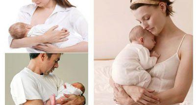 Cách bế trẻ theo chuẩn quốc tế ở từng giai đoạn mẹ nên biết