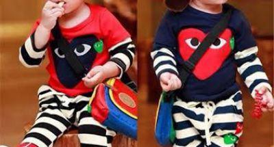 Cách chọn quần áo cho trẻ