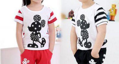 Cách chọn size quần áo trẻ em phù hợp với trẻ