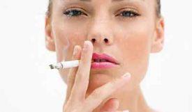 Cảnh báo nguy cơ sảy thai do thai phụ hút thuốc