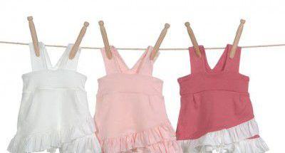 Chia sẻ kinh nghiệm chọn quần áo cho trẻ sơ sinh