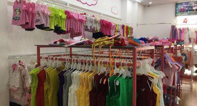Chia sẻ kinh nghiệm nhập hàng quần áo trẻ em cho người mới kinh doanh