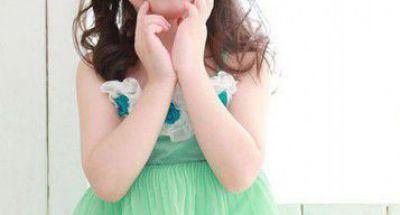 Đầm voan công chúa cho con gái yêu