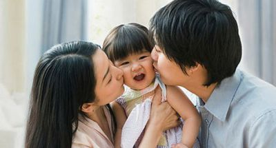 Điểm bố mẹ thể hiện đúng tình yêu với con
