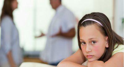Khi bố mẹ ngoại tình trẻ em chính là nạn nhân chịu hậu quả