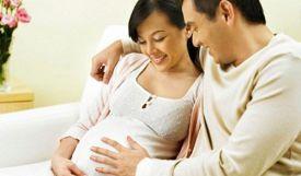 Khi manh thai cần lưu ý những điều sau