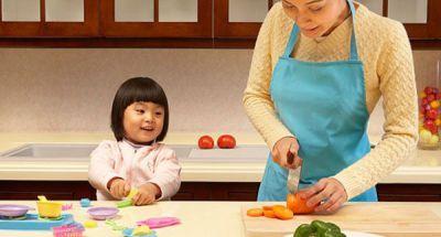 Lỗi mẹ thường mắc phải trong nấu nướng khiến con còi cọc