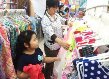 Lựa đồ cho bé tại sao nên chọn quần áo việt nam xuất khẩu