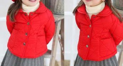 Mách mẹ cách chọn áo khoác mùa đông cho bé