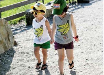 Những mẫu quần bé trai thoáng mát cho mùa hè nóng nực