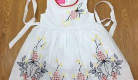 Những mẫu váy hè cực xinh cho bé yêu của bạn