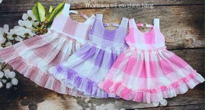 Những mẫu váy mới nhất mùa hè cho bé gái thêm xinh xắn, rạng ngời