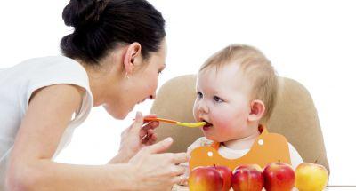 Phương pháp  chế biến rau củ quả cho con khi bắt đầu ăn dặm