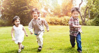 Sự khác giữa trẻ tăng động và trẻ hiếu động