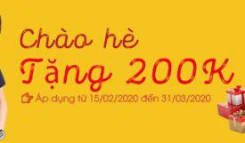 TẶNG 200K KHI KHÁCH MUA HÀNG TẠI VINAKIDS