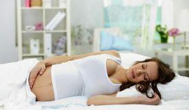 Tư thế ngủ khi mang thai an toàn bạn cần biết