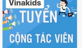Vinakids - Tuyển cộng tác viên bán hàng thời trang trẻ em tại Hà Nội
