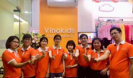 Vinakids cần tuyển đại lý tại Thanh Hóa