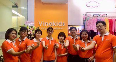 Vinakids tuyển 05 nhân viên bán hàng Online