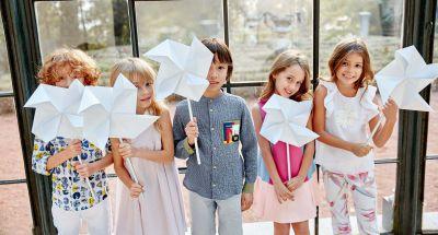 Xu hướng thời trang trẻ em lên ngôi năm 2018