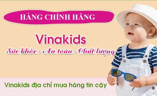 Bán buôn quần áo trẻ em chính hãng Vinakids