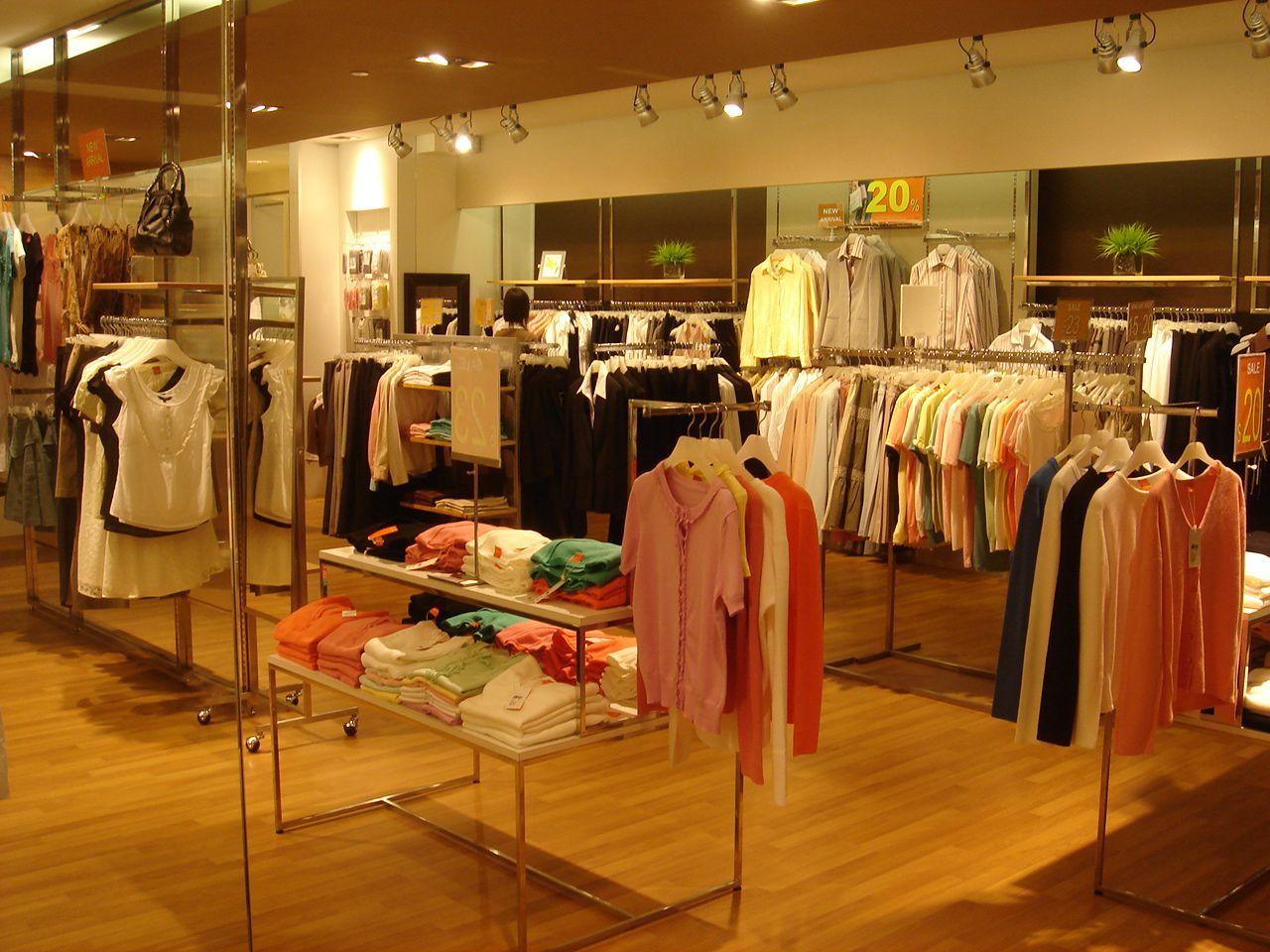 tư vấn thiết kế shop quần áo trẻ em