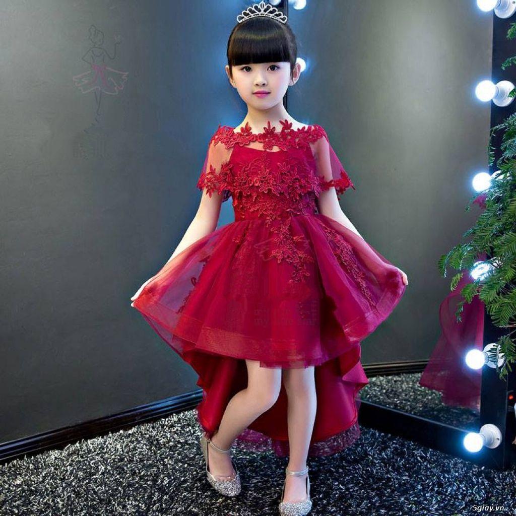 Áo đầm cho bé 10 tuổi mùa hè 1