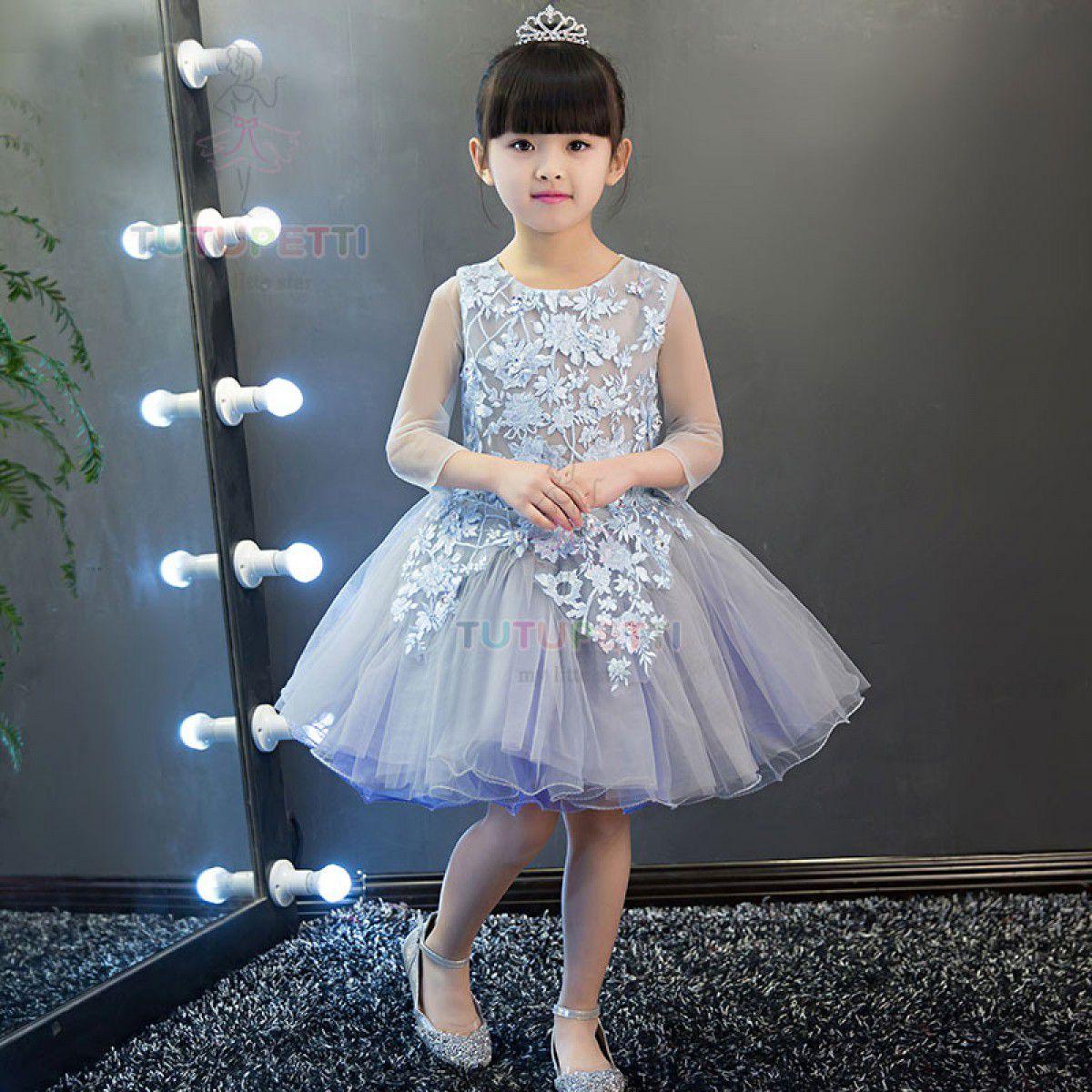Áo đầm cho bé 10 tuổi mùa hè 2