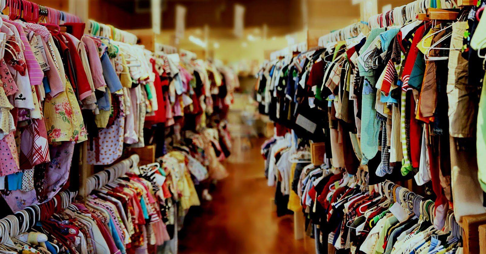 Sai lầm trong khâu thiết kế shop bán hàng quấn áo