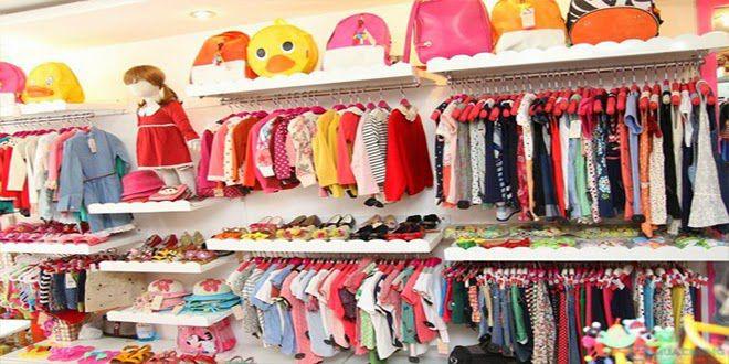 cửa hàng thời trang trẻ em1