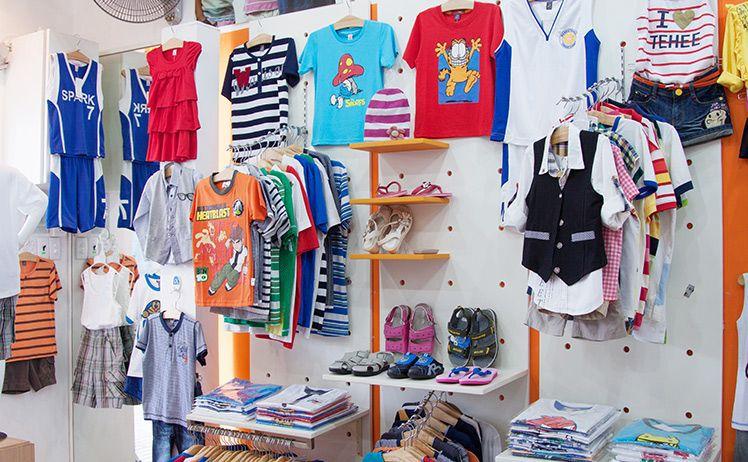 kinh doanh quần áo trẻ em đem lại lợi nhuận lớn