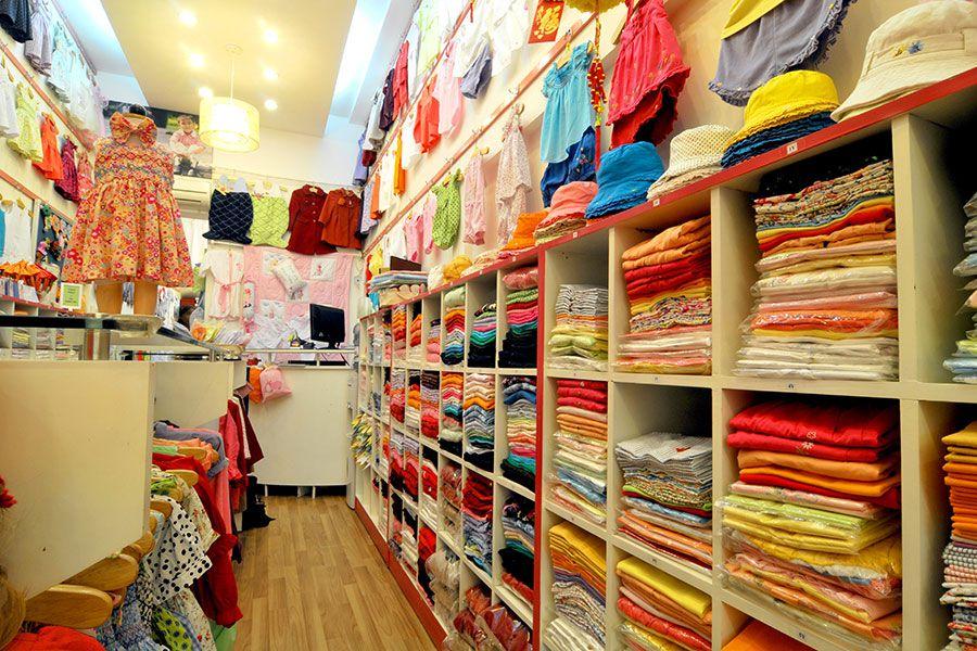 Tại sao nên chọn kinh doanh quần áo trẻ em