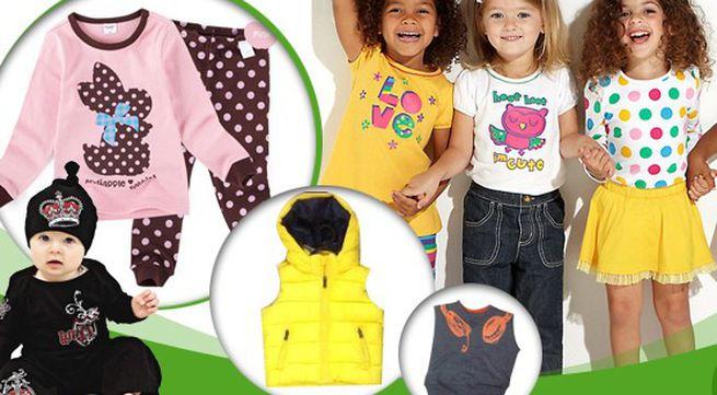 Tại sao nên mua quần áo trẻ em việt nam xuất khẩu