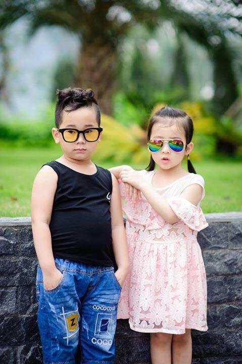 thời trang cho trẻ ngày nồm ẩm