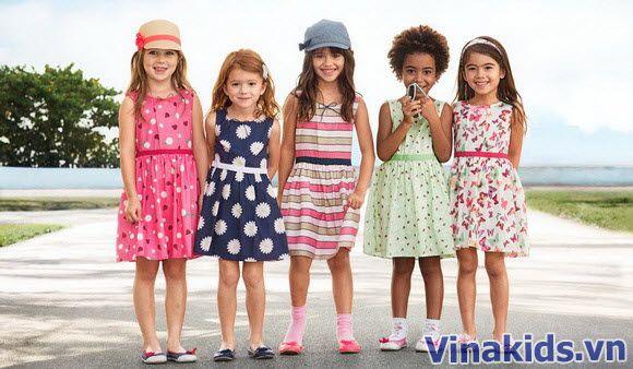 Vinakids – bán buôn quần áo trẻ em tại Hà Nội